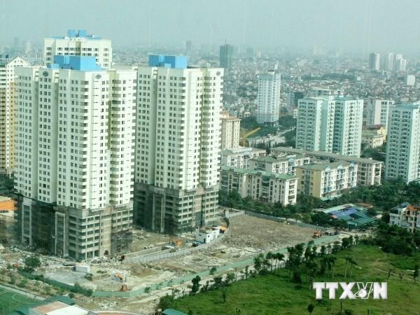 今年上半年流入越南房地产领域的FDI占27%以上 hinh anh 1