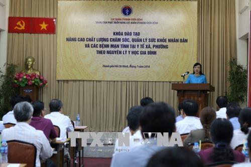 越南卫生部部长:贯彻落实8项基本措施提高基层医疗质量 hinh anh 1