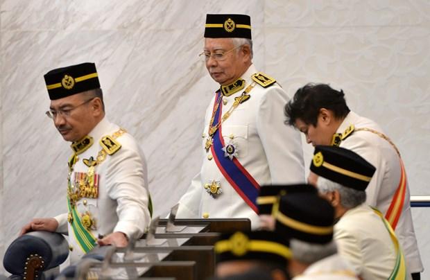 马来西亚前总理纳吉布的银行账户被解冻 hinh anh 1