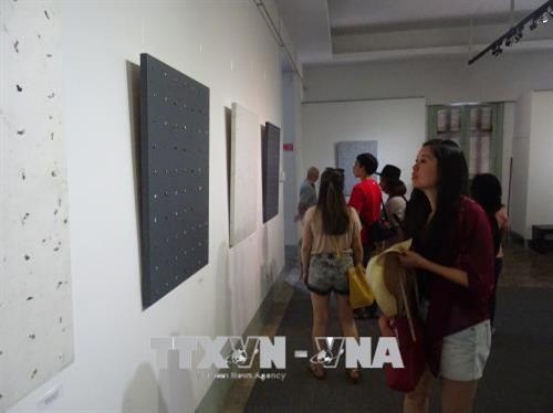 2018年日本当代美术展开幕 hinh anh 2