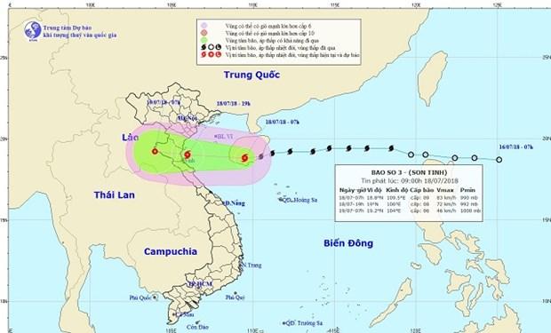 中央防治自然灾害指导委员会组团检查各地防台风应急准备工作 hinh anh 2