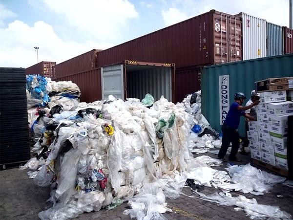 减少废弃物进口量 提高对国内垃圾的回收再利用率 hinh anh 2