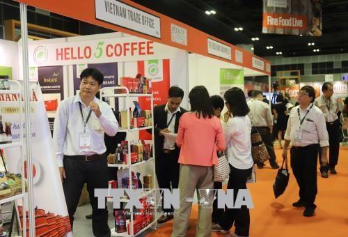 越南参加2018年第二届亚洲(新加坡)国际特色健康食品 hinh anh 1