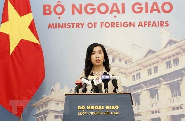 越南对美俄首脑会晤表示欢迎 hinh anh 1