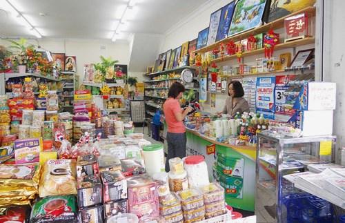 加强越南企业与外国零售商的互联互通 实现国内外企业的联动发展 hinh anh 1