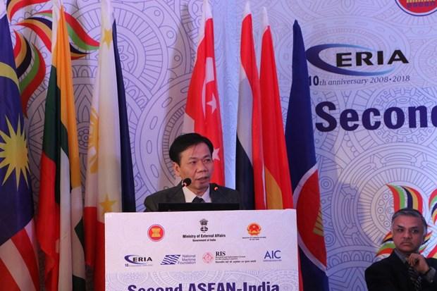 第二届东盟与印度蓝色经济研讨会圆满结束 hinh anh 1