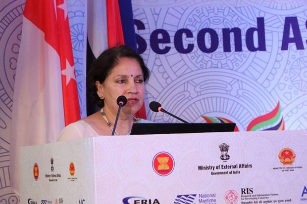 第二届东盟与印度蓝色经济研讨会圆满结束 hinh anh 2