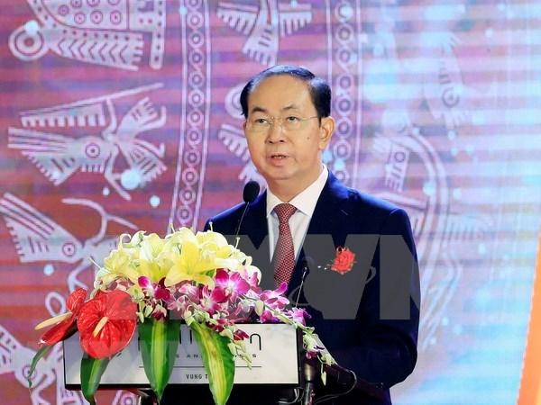 陈大光:落实革命有功者优待政策是整个政治体系和全社会的职责和任务 hinh anh 1