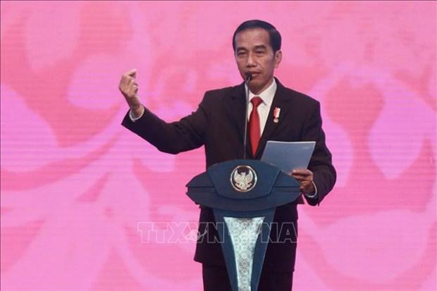 2018年亚洲运动会:印尼总统邀请朝韩领导人出席开幕式 hinh anh 1