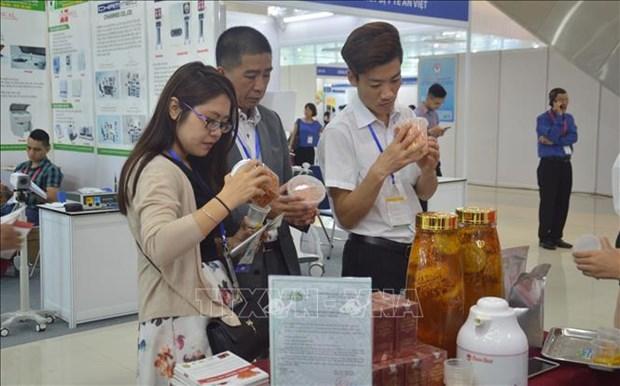 岘港市国际医药与医疗设备展览会正式开幕 hinh anh 2