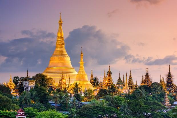 越捷航空公司参加缅甸国际旅游展 推出数百张特价机票 hinh anh 2