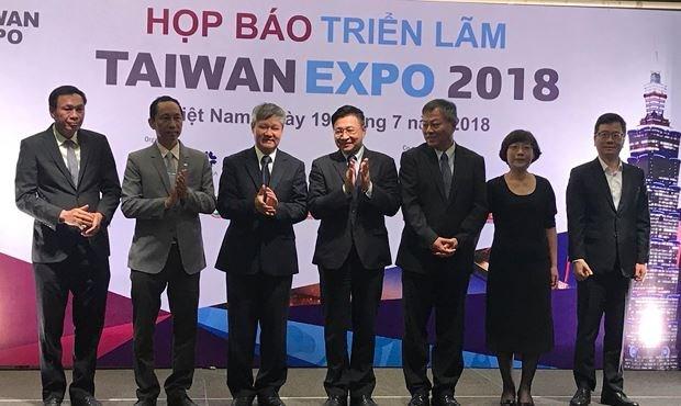 2018年越南台湾展会将于本月底举行 hinh anh 1