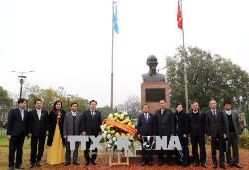 越南促进与阿根廷的立法合作 hinh anh 1