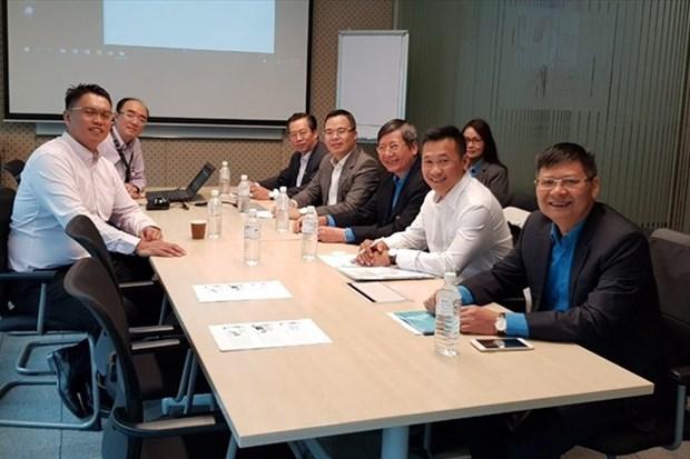 越南学习借鉴新加坡社会企业管理经验 hinh anh 1