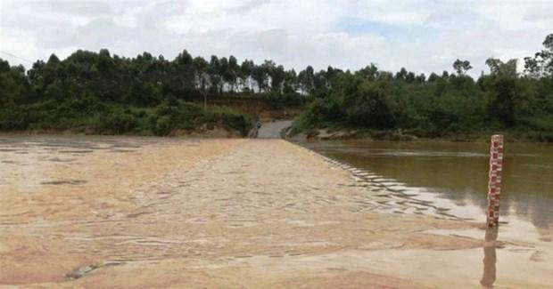 越南北部山区暴雨来袭 洪水爆发 hinh anh 3