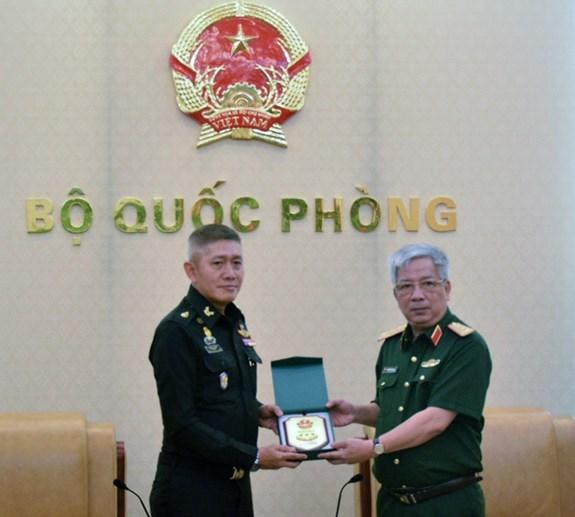 越南重视与泰国的防务合作关系 hinh anh 2