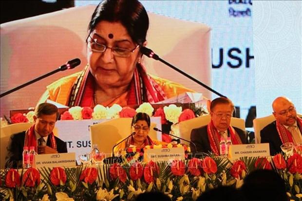 印度呼吁东盟十国对该国基础设施项目进行投资 hinh anh 1