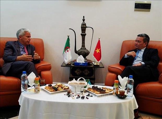 越南与阿尔及利亚促进贸易投资合作 hinh anh 2