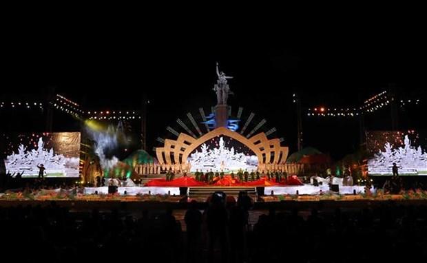 政府总理阮春福出席同禄胜利50周年纪念活动 hinh anh 1