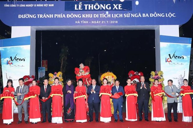 政府总理阮春福出席同禄胜利50周年纪念活动 hinh anh 4
