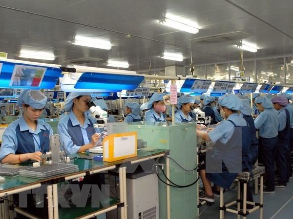 法媒:越南是世界新工厂 hinh anh 1