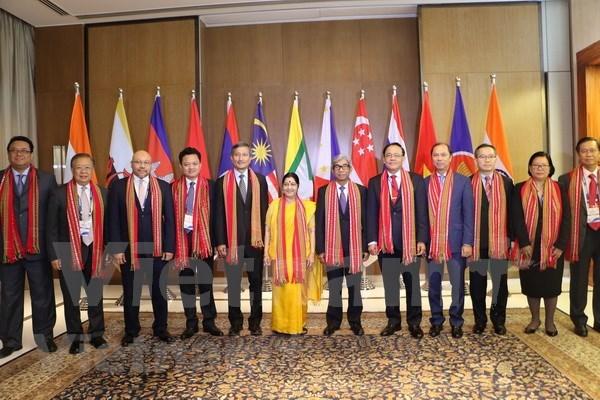 2020年东盟与印度双边贸易金额有望达1000亿美元 hinh anh 1