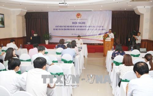 更新2025年东盟文化社会共同体总体计划的落实进度 hinh anh 1