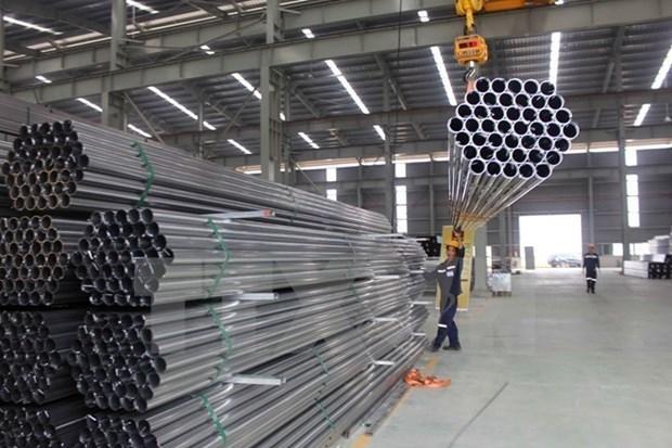 加拿大对越南焊接钢管进行反倾销调查 hinh anh 1