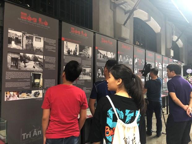 """越南伤残军人与烈士日71周年:""""感恩之语""""展正式开幕 hinh anh 2"""