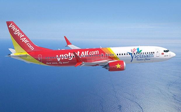 越捷将在年内开通飞往日本、 澳大利亚和印度的航线 hinh anh 1