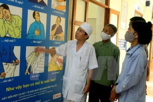 越南在结核病高发的30个国家中耐药结核病排名第13位 hinh anh 1
