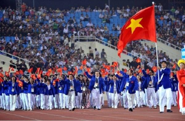 越南文化体育与旅游部向越共中央政治局征求承办第31届东南亚运动会的意见 hinh anh 1