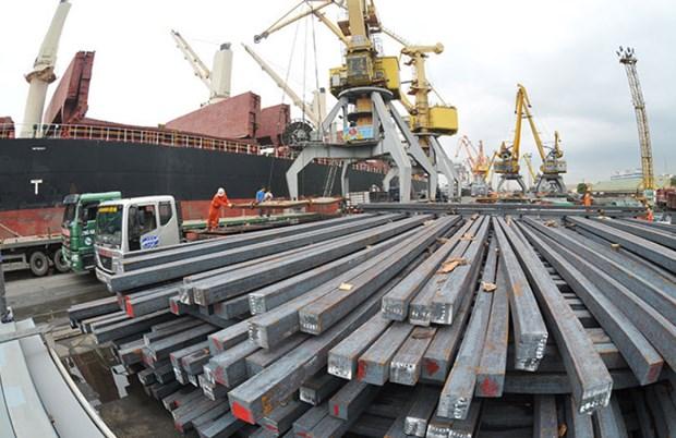 柬埔寨成为越南最大的钢铁出口市场 hinh anh 1