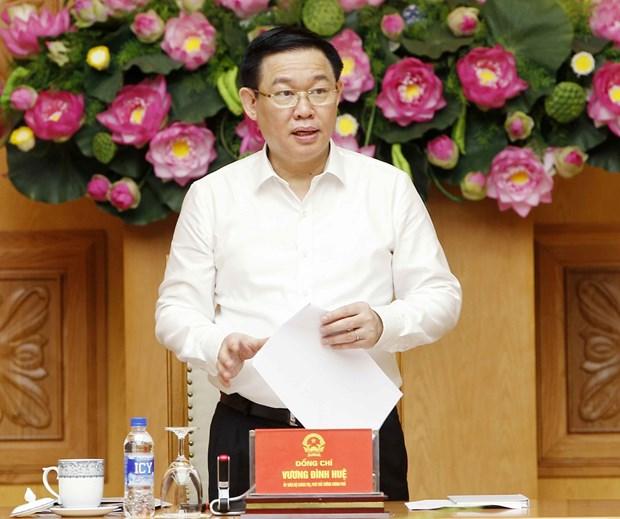 政府副总理王廷惠:在进行股份化之前要确定土地使用方案 hinh anh 1