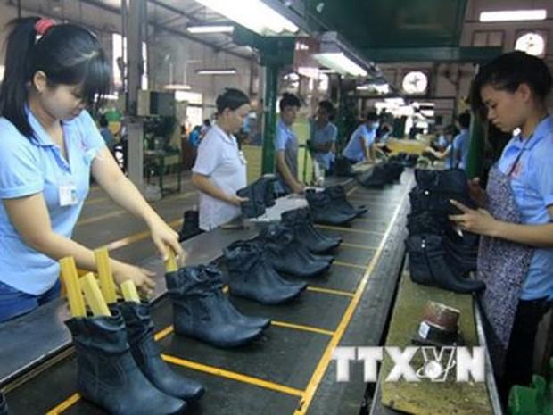 越南皮革制鞋业及箱包出口额持续大幅增长 hinh anh 1