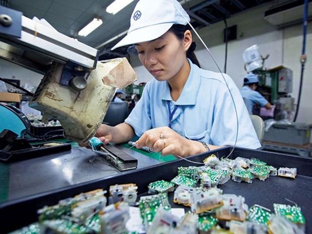 越南胡志明市从中国进口额上升 hinh anh 1