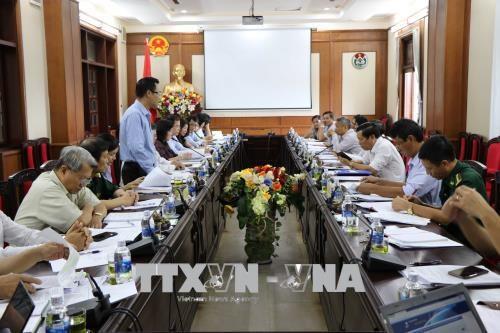 得农省与柬埔寨加大配合力度 有效开展合作协议 hinh anh 1