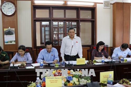 得农省与柬埔寨加大配合力度 有效开展合作协议 hinh anh 2