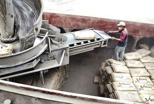 越南水泥出口量同比增长35% hinh anh 1