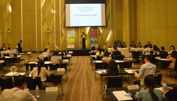 日本与越南岘港市加强旅游促进活动 hinh anh 1