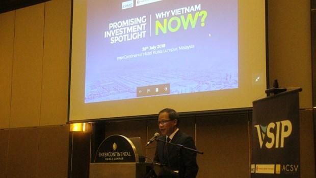 越南成为了马来西亚投资的亮点 hinh anh 1