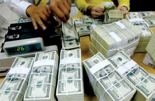 27日越盾兑美元汇率小幅波动 人民币汇率略有下降 hinh anh 1