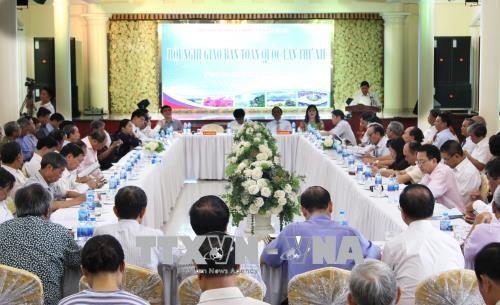越俄友好协会第十二次全国会议在谅山省举行 hinh anh 1