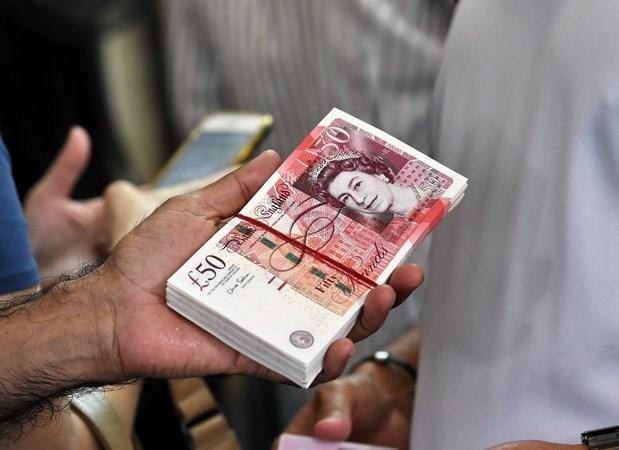 30日越盾兑美元汇率大幅上涨 人民币和英镑汇率涨跌互现 hinh anh 2