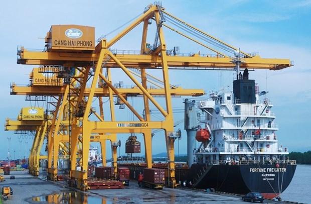 前7个月越南实现贸易顺差31亿美元 hinh anh 2