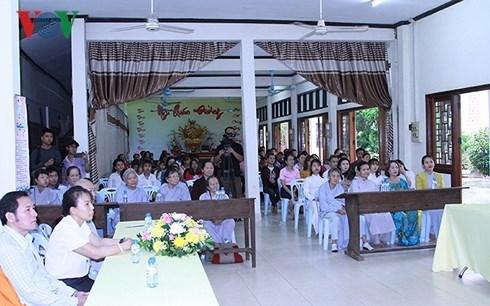 越南语和老挝语免费培训班在万象开班 hinh anh 2