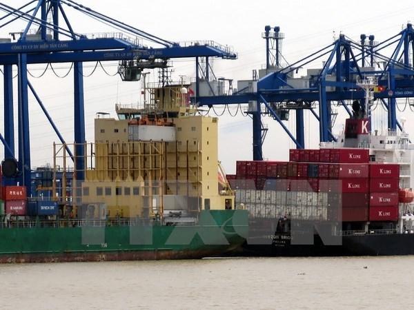 前7个月越南实现贸易顺差31亿美元 hinh anh 1