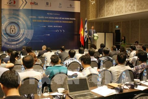 越南与以色列企业加强网络安全领域合作 hinh anh 1