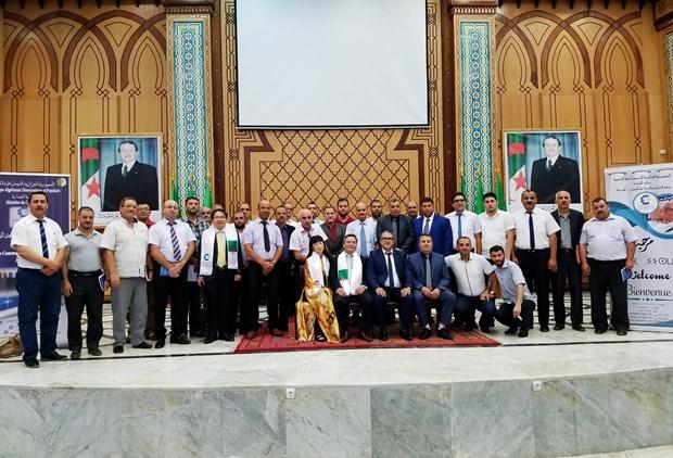越南与阿尔及利亚麦迪亚省促进贸易与投资合作 hinh anh 2