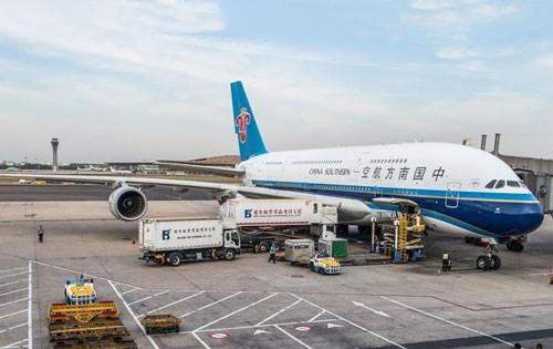 越南胡志明市至中国武汉市直达航线正式开通 hinh anh 1